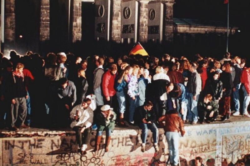 Alemanha celebra 30 anos da queda do muro de Berlim