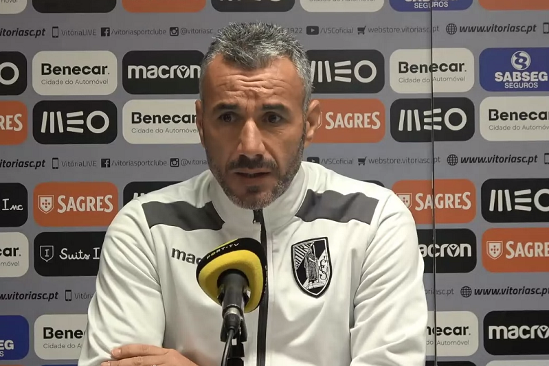 Ivo Vieira antecipa duelo minhoto com bom futebol e quer Vitória equilibrado