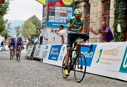 José Mendes sagra-se campeão nacional de fundo de ciclismo