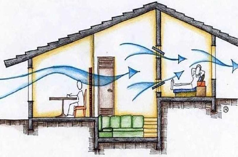 Ventilação de edifícios é a melhor forma de prevenir efeitos do gás radão