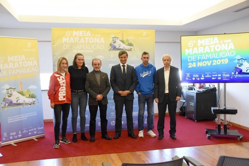 Atletas de 16 nacionalidades correm 6.ª Meia Maratona de Famalicão
