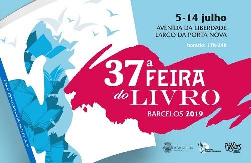 Feira do Livro de Barcelos evoca Sophia, Agustina e Florbela Espanca
