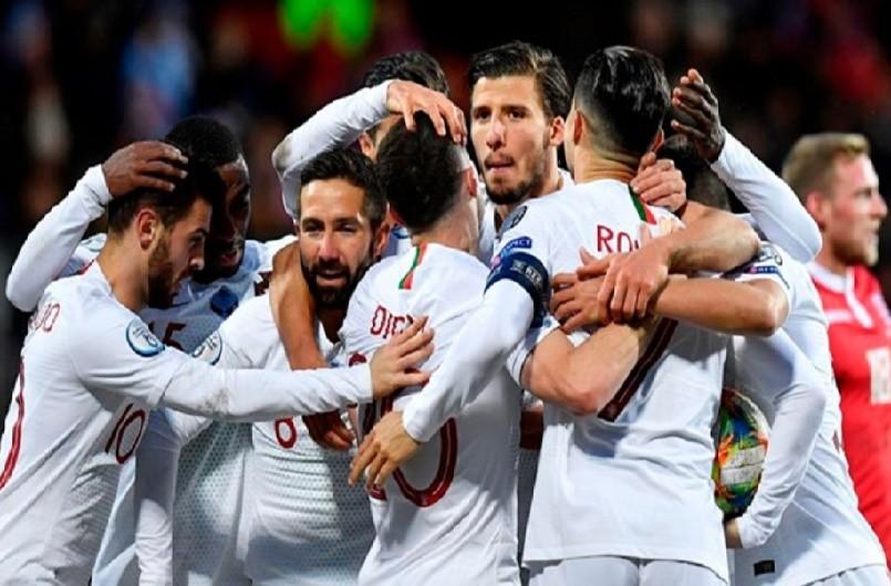 Euro2020: Potugal vence no Luxemburgo e festeja apuramento