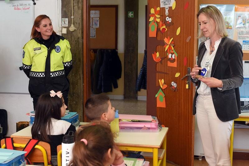 Projecto educativo da Polícia Municipal vai percorrer escolas