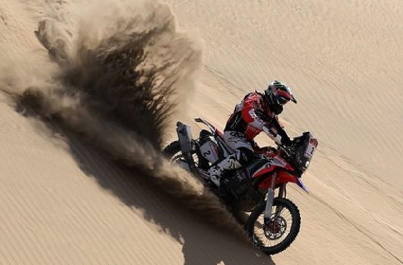 Dakar2020 com 75% de areia e 11 portugueses