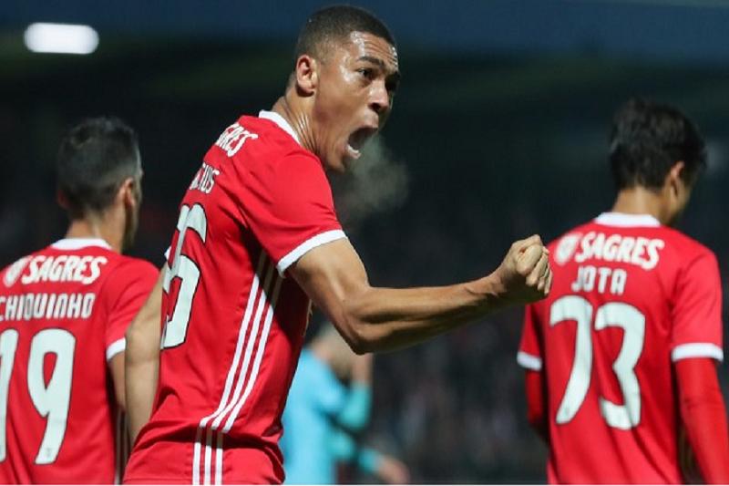 Benfica nos 'oitavos' da Taça após reviravolta em casa do Vizela