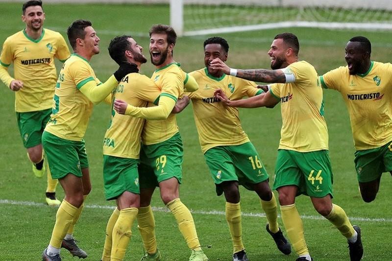 Mafra elimina Moreirense e avança para os oitavos de final da Taça de Portugal