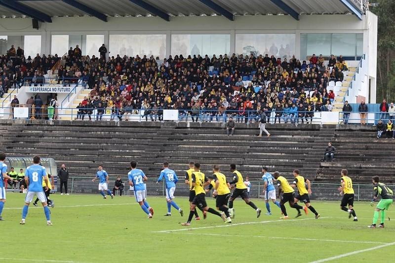 Anadia vence Beira-Mar e segue em frente na Taça