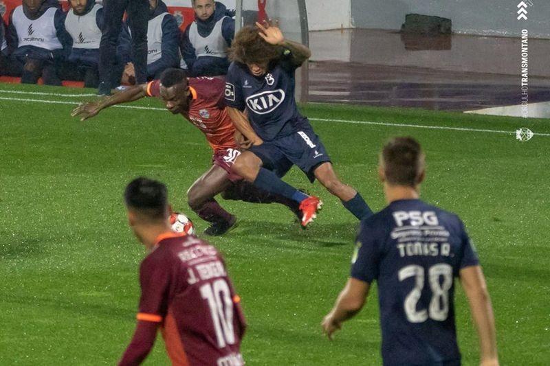 Chaves vence Belenenses e segue em frente na Taça de Portugal