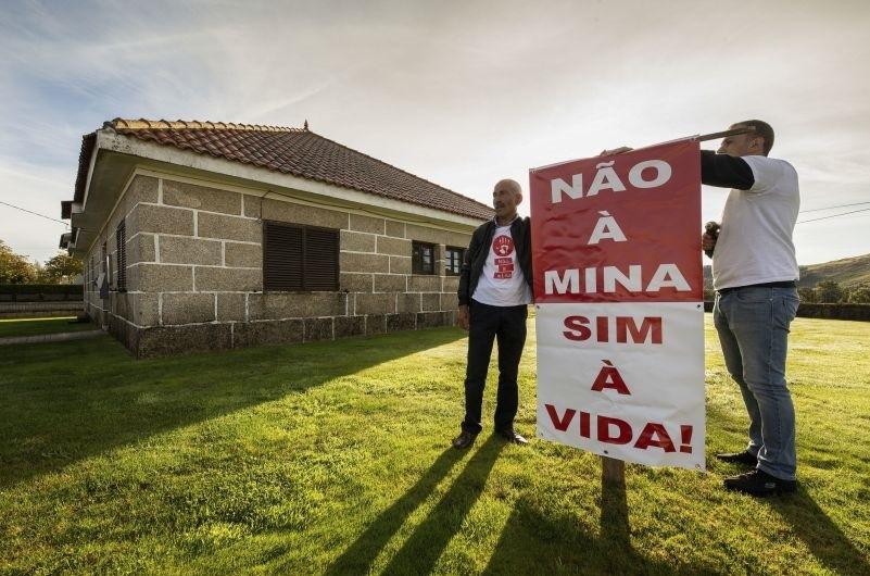 Associação interpôs ação em tribunal para anular concessão de lítio em Montalegre
