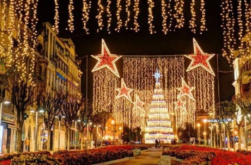 Natal em Braga vai ser na rua até dia 12 de janeiro com mais de 130 espetáculos