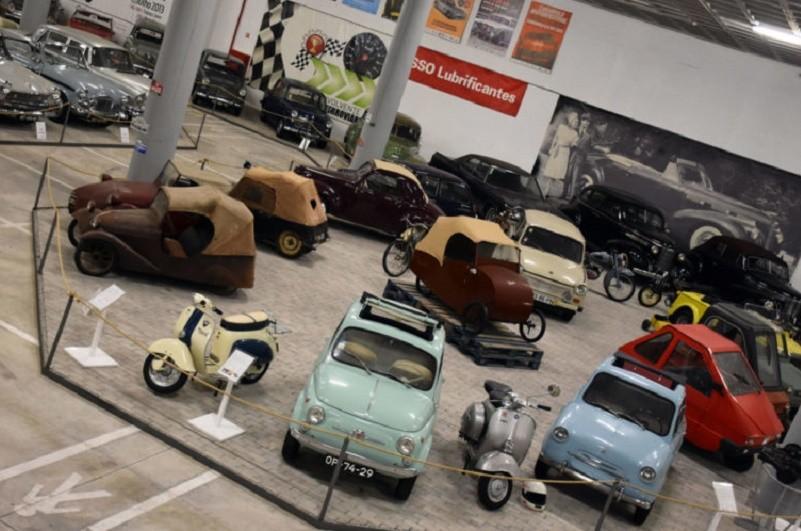 VILA NOVA DE FAMALICÃO: Museu do Automóvel Antigo terá Centro de Formação Permanente de extração