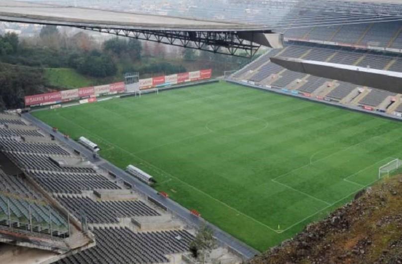 Sporting de Braga vai mudar relvado a partir de terça-feira