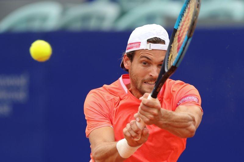 Wimbledon: João Sousa apura-se para a segunda ronda