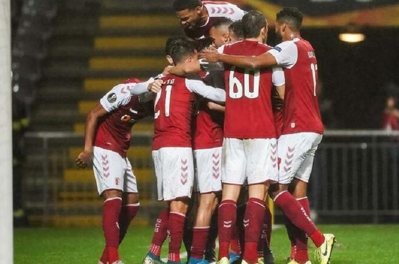 LE: Sporting de Braga empata com Wolverhampton e apura-se
