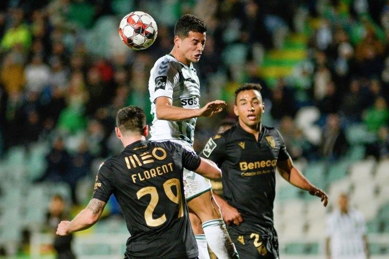 Vitórias empatam em Setúbal na 12.ª jonada da I Liga