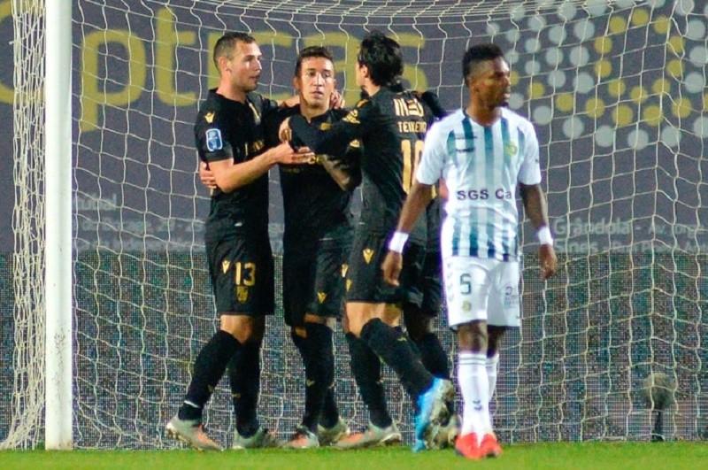 Taça da Liga: Vitória de Guimarães vence em Setúbal e assume liderança do grupo B