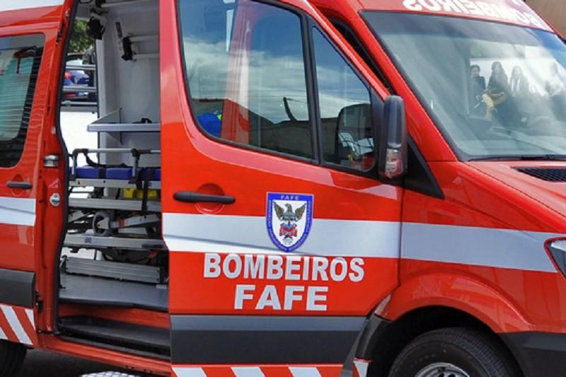 Mulher de 80 anos morreu atropelada em Fafe