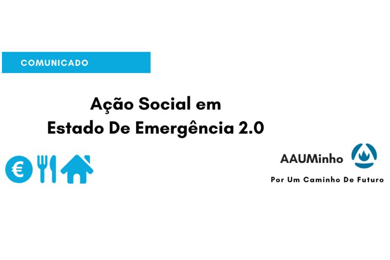 Academia do Minho declara estado de emergência 2.0 nos Serviços de Ação Social
