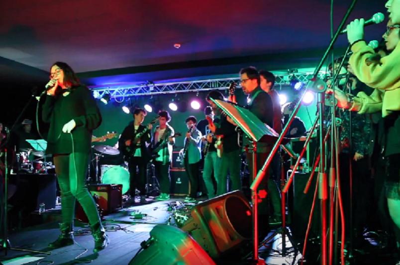 Escola do rock de Paredes de Coura inspira investigação europeia no ensino