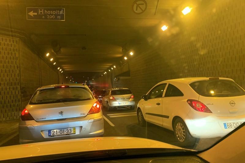 'Braga para Todos' denuncia vários problemas no túnel da Avenida da Liberdade AVC de Famalicão soma segundo triunfo seguido em casa
