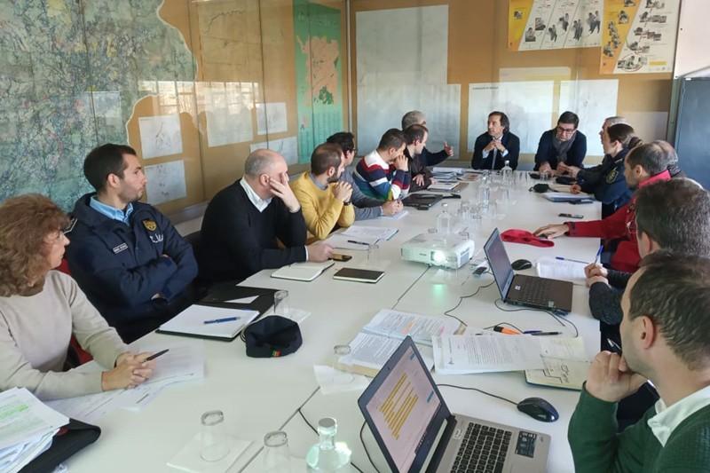 Comissão aprova calendário de plano municipal contra incêndios