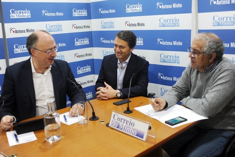 André Coelho Lima teme gripe no tecido económico do distrito