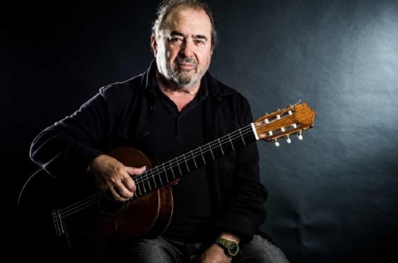 Músico Patxi Andión morre aos 72 anos em acidente de viação em Espanha