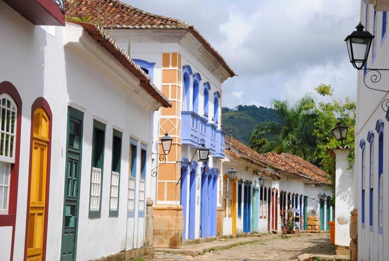 Região de Paraty no Brasil classificada como Património Cultural e Natural da UNESCO