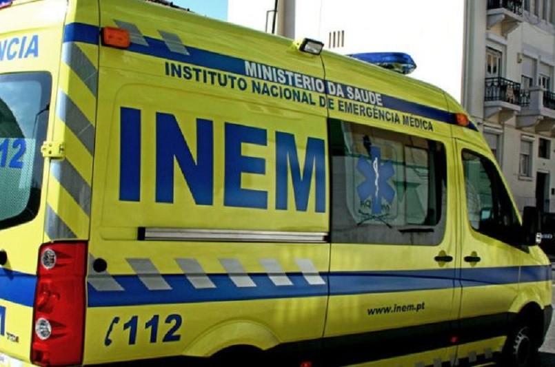 Fuga de agente químico em tinturaria em Braga faz 19 feridos por inalação