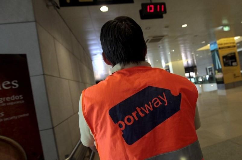 Trabalhadores da Portway começam hoje greve nos aeroportos nacionais