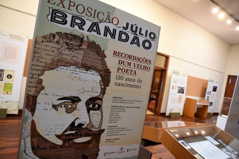 Famalicão: Exposição mostra Júlio Brandão