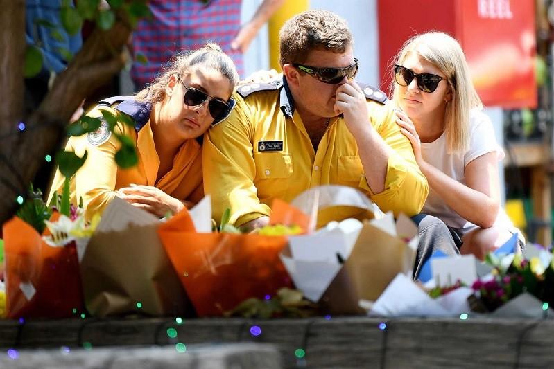 MAI manifesta pesar por morte de bombeiro nos fogos na Austrália