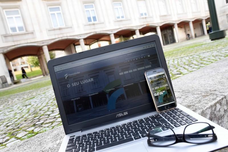 Câmara de Famalicão lança novo site focado na eficiência dos serviços de proximidade