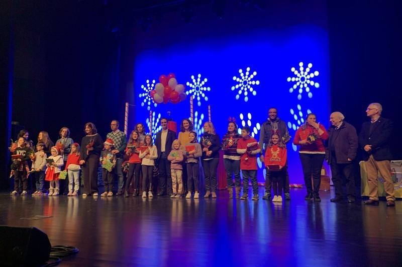 Junta de São Victor ofereceu festa natalícia a 800 crianças da freguesia