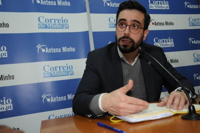 Presidente da concelhia de Braga pode chegar à liderança da JP