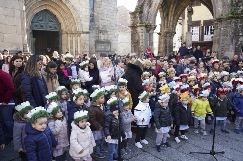 A tradição festiva dos Reis assinalada com três momentos em Guimarães
