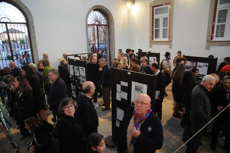 Prado celebra 60 anos de escutismo activo