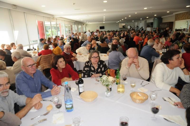 Seniores de Celeirós, Aveleda e Vimieiro celebram os Reis com almoço-convívio