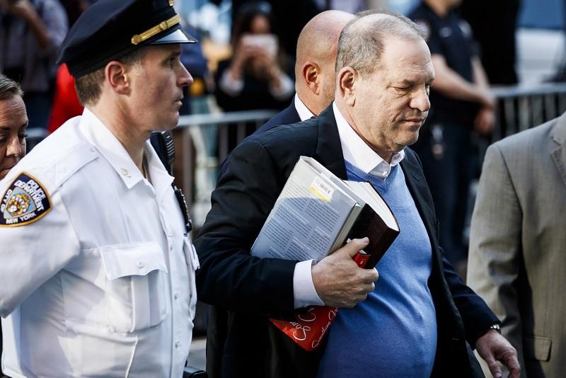 Começa hoje o julgamento do produtor norte-americano Harvey Weinstein
