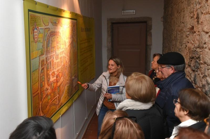 Ciclo do Conhecimento inicia actividades com visita ao património local