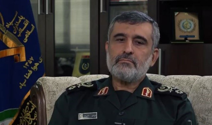 EUA/Irão: General iraniano assume