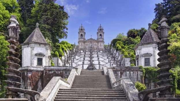 Mais de um milhão de visitas marcam os números do Santuário do Bom Jesus, em Braga