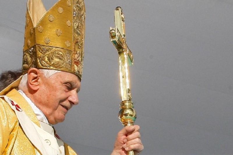 Bento XVI defende que celibato dos sacerdotes tem um grande significado