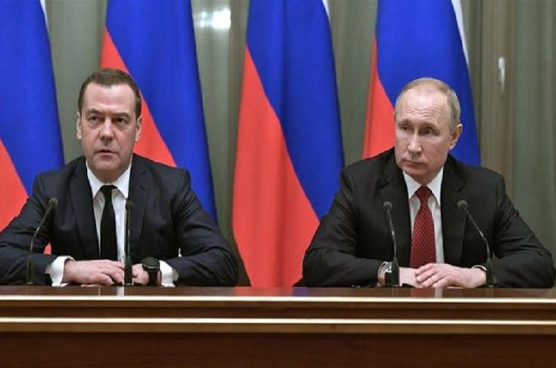 Governo russo apresentou demissão e Putin aceitou