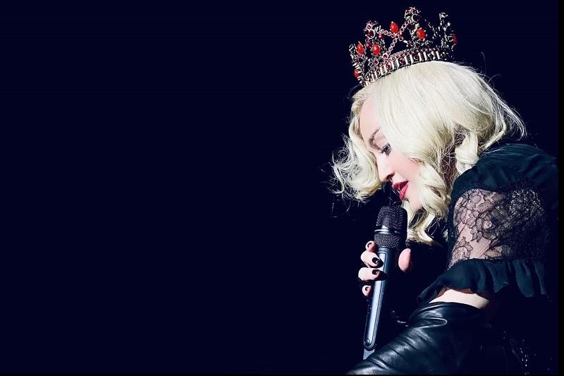 Madonna cancela concerto de hoje em Lisboa