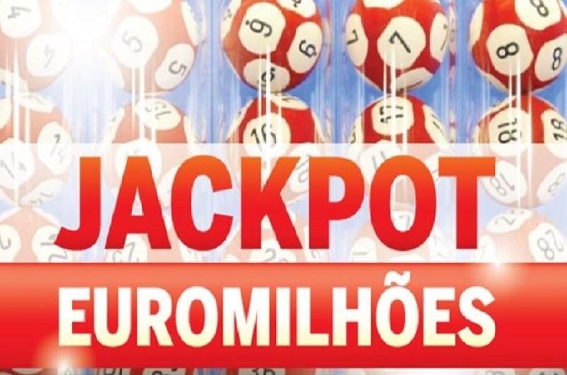 Jackpot de 26 ME no próximo concurso do Euromilhões