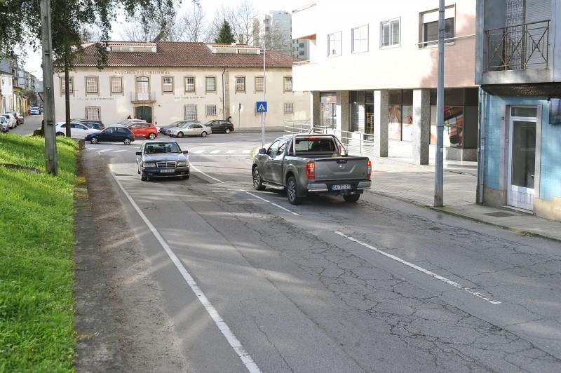 Avança a requalificação da Rua Jaime Sotto Mayor