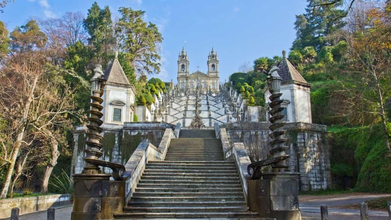 'Selo' da UNESCO no Bom Jesus de Braga traz deveres e responsabilidades - Confraria