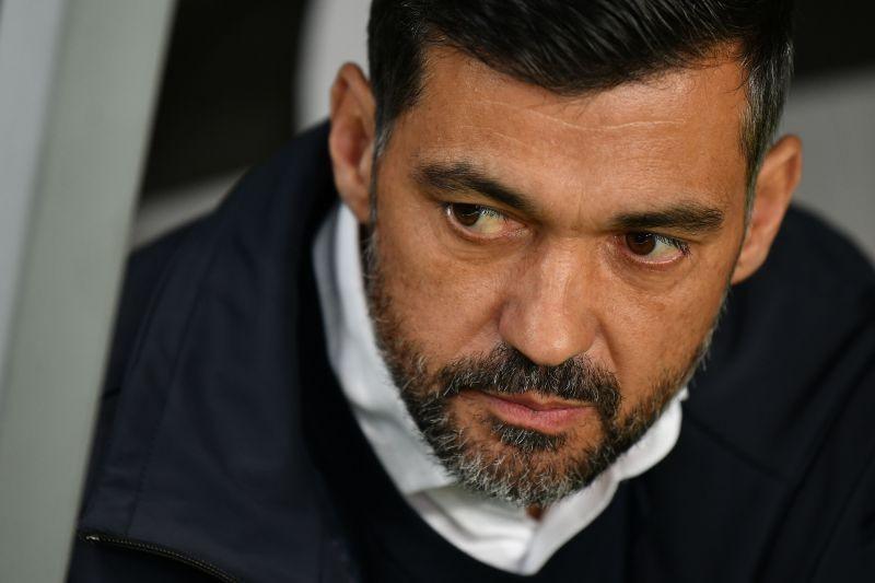 Sérgio Conceição diz que FC Porto é um alvo a abater dentro e fora do campo